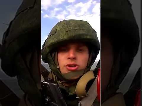 Мама мне сказала, если я пойду в армию, то я буду очень серьезным...