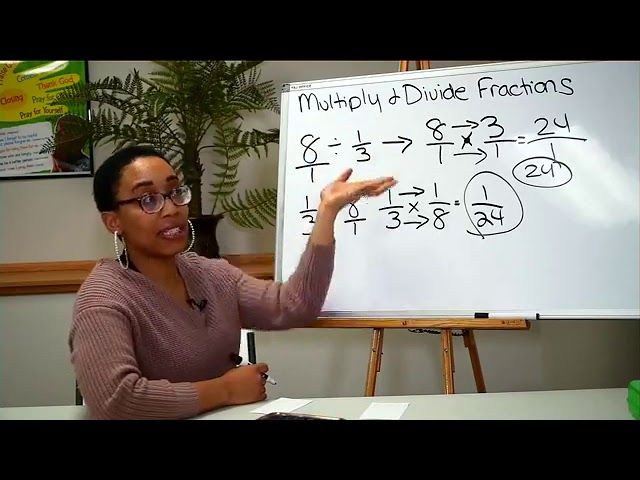 Multiply and Divide Fractions | *LIVE STREAMED on FACEBOOK*