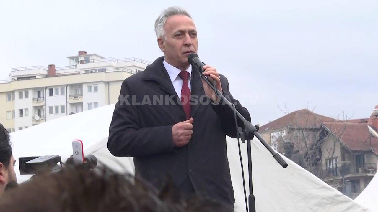 Deklarata e Jakup Krasniqit - 26.02.2016 - Klan Kosova