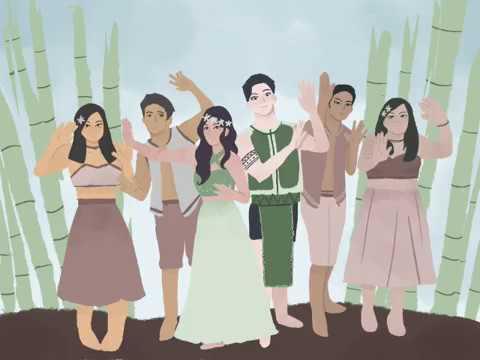 How the World Was Made (A Visayan Myth)