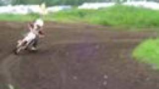 MOTOCROSS KID RIDES KTM 65 VIDEO AND PIX MOVIE JACK GRIBBINS