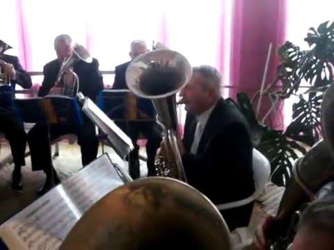 духовой оркестр слушать смотреть