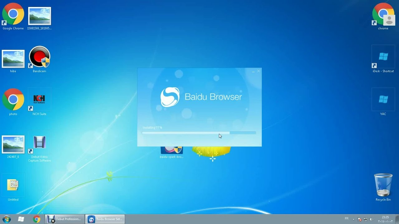 baidu browser mini download