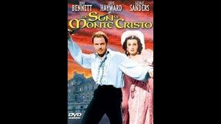 Сын Монте-Кристо / The Son of Monte Cristo - приключенческий фильм