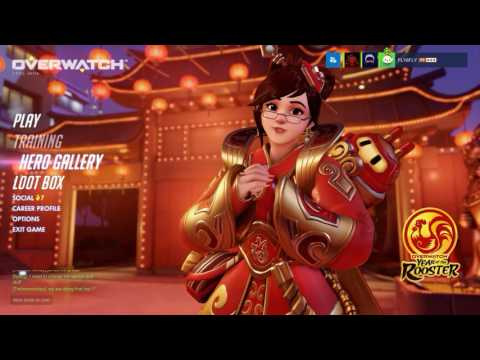 Year of the Rooster Event - Stream (Overwatch)