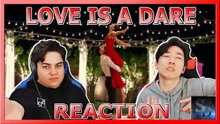 Love is a dare REACTION!!! | Dance Video | Befikre | Ranveer Singh | Vaani Kapoor |