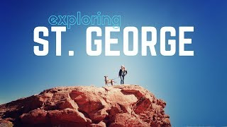 Exploring St. George, Utah 🚐✌Full Time RV Living