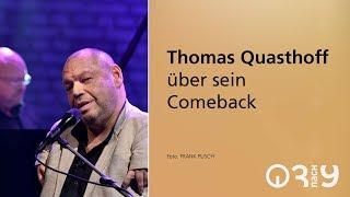 Thomas Quasthoff über sein Comeback // 3nach9