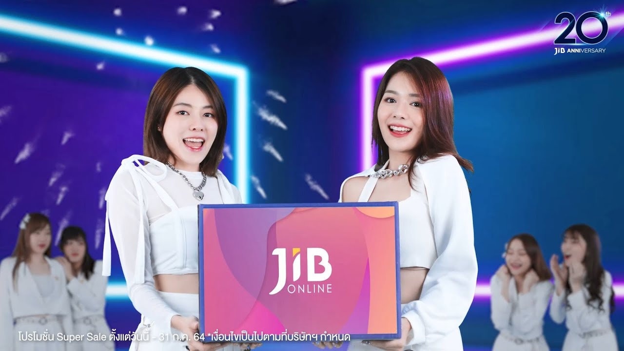JIB SUPER SALE 2021 | ANNIVERSARY 20th