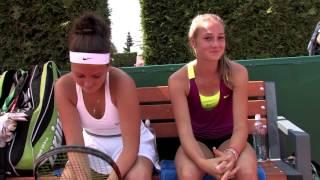 World Junior Tennis Final 2014, Prostějov, Czech Republic