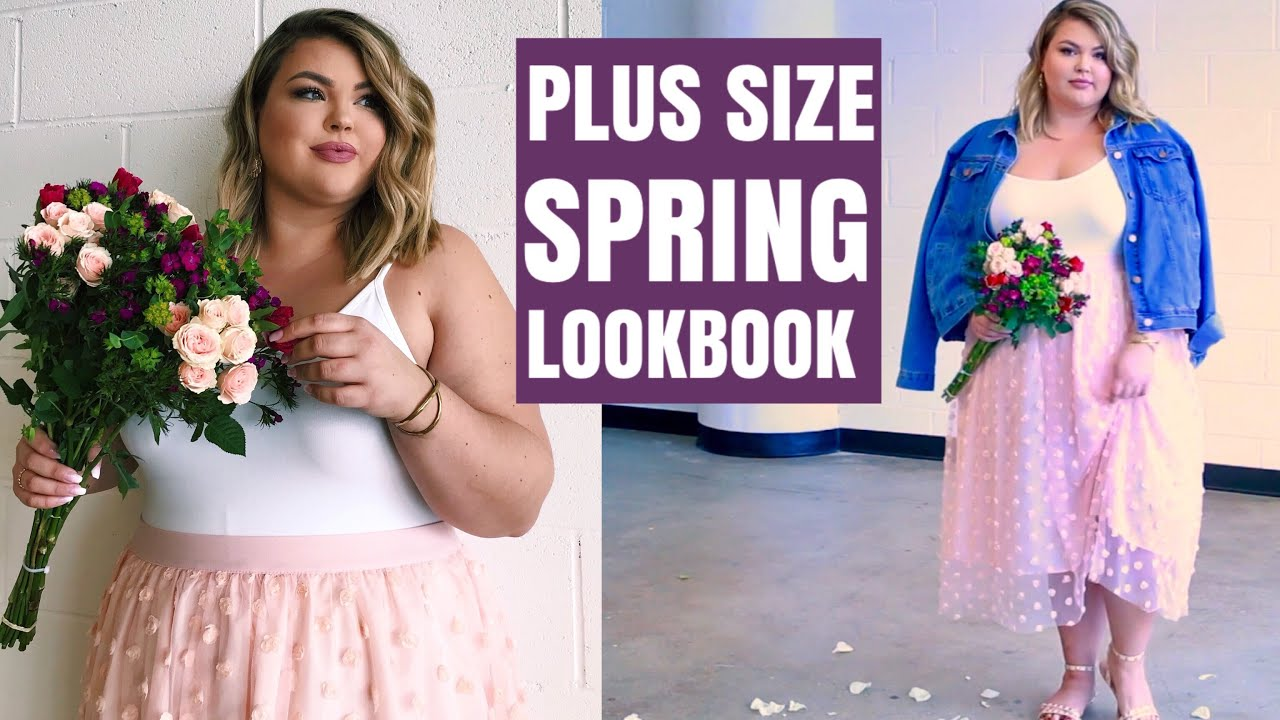 [VIDEO] - PLUS SIZE SPRING LOOKBOOK 6