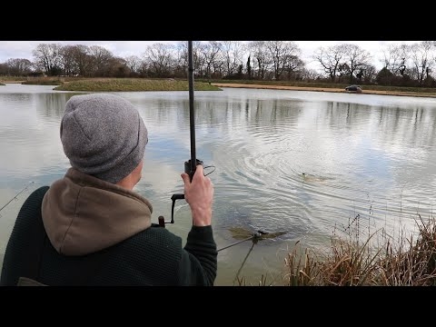 Carp Fishing Early Spring Tactics