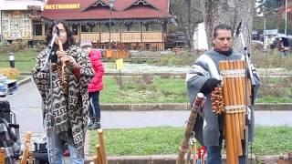 Alborada del Inka Трускавец ноябрь 2013