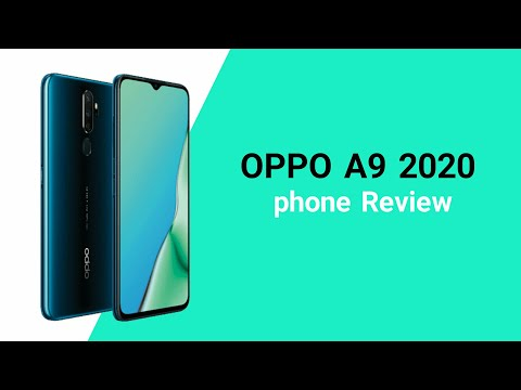 """Oppo A9 2020 