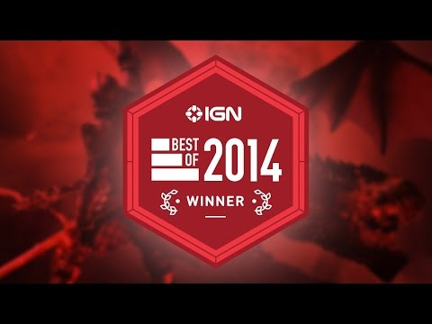 IGN's Game of the Year 2014