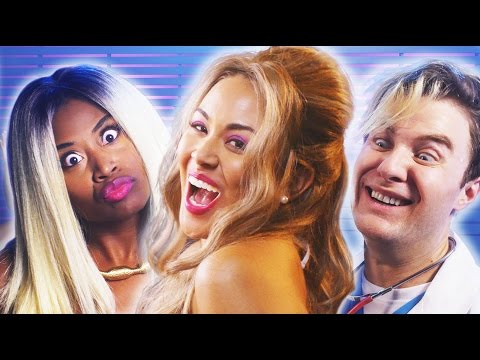 Ariana Grande ft. Nicki Minaj - 'Side To Side' PARODY