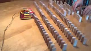 Lego domino row building machine   YouTube00h00m46s 00h01m09s