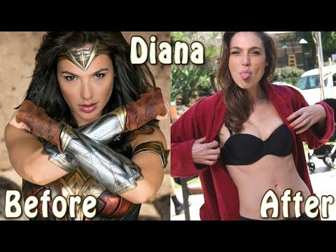Thumbnail: Wonder Woman Cast ★ Before And After