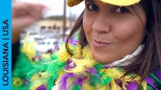 Lake Charles, Louisiana during MARDI GRAS! Louisiana is the best pl...