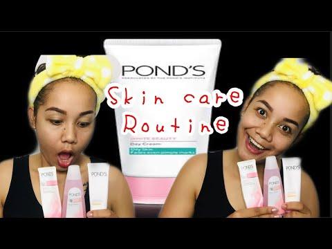 Ponds Skin Care Routine Effective Nga Ba Youtube