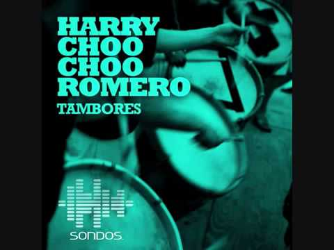 Harry ''Choo Choo'' Romero - Son Of Mongo (Original)