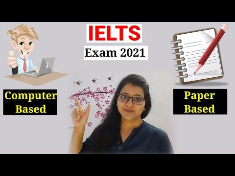 IELTS Test Computer