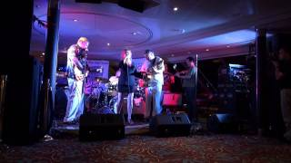 Legendary Blues Cruise Crows Nest 1/26/12