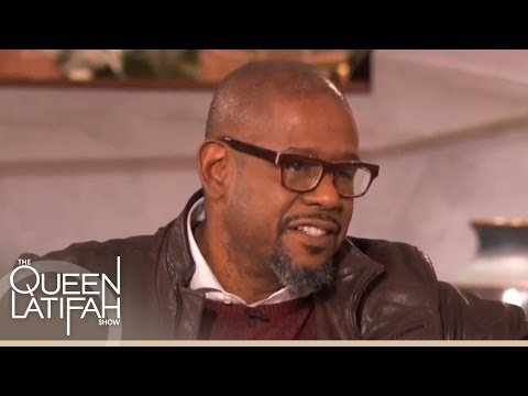 "Forest Whitaker Talks About ""Repentance"" on The Queen Latifah Show"