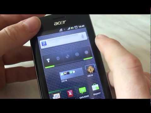 Обзор Acer Liquid Metal
