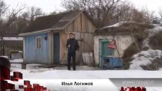 Сюжет ТСН24: В Тульской области пенсионеры вынуждены жить в сарае рядом с пепелищем