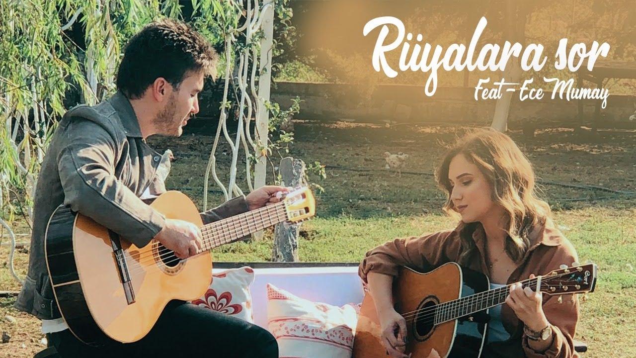 Rüyalara Sor (Akustik Cover) | Mustafa Ceceli &  Ece Mumay