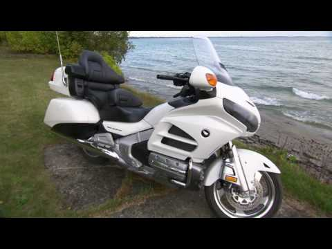 Honda Goldwing Motorcycle Experience Road Test