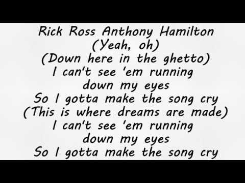 Rick Ross ft  Anthony Hamilton İcon