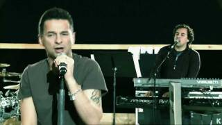 DEPECHE MODE | Tour Of The Universe Rehearsals: Wrong