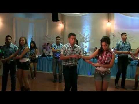 Jennifer Caltonzin Quinceanera Vaquero Style with Surprise Ending