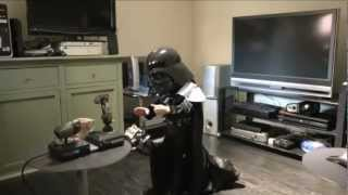 MRLORDBULIT Volkswagen The Making of The Force Commercial ad