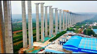 Китайцы строят самую сложную железную дорогу в мире