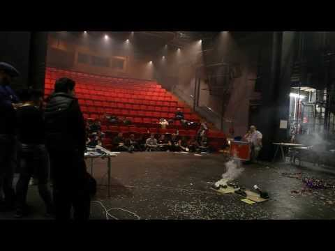 BA (Hons) Theatre Practice - Stage Managment