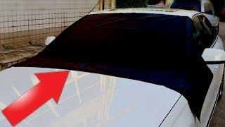 Автоприбамбасы для машины с алиэкспресс | защитная накидка на лобовое стекло