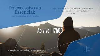 IPN AO VIVO 17:00 CULTO VESPERTINO 17/01/21   Rev. Ítalo Reis   A mensagem do pecado 1 Jo 1:5-2:14