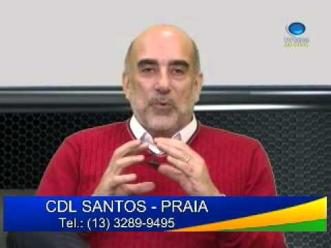 CDL TV - Nicolau Obeidi e Antônio Carlos Gonçalves - 05/08/2014 - 1º Programa