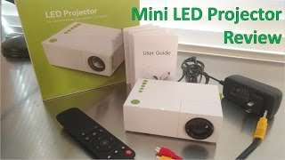 Cheap Mini LED Projector (HD Wieliante Mini) - Review