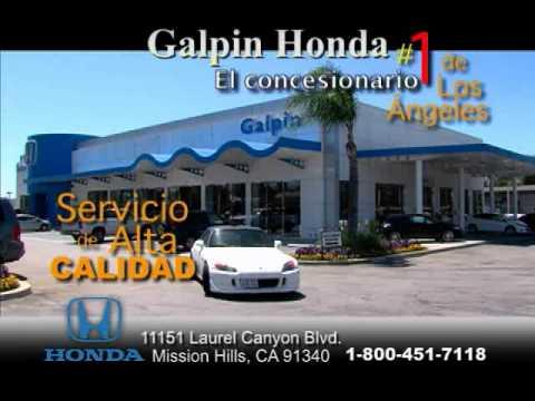Galpin Honda