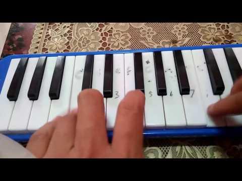 Ost film DANUR - story of peter (abdi teh) - pianika