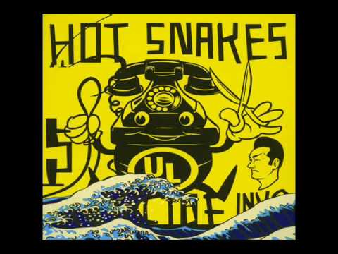 Hot snakes i hate the kids