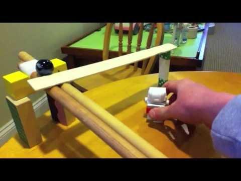 Rube Goldberg Machine 13: Pouring Cereal