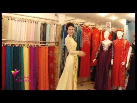 Phỏng vấn NTK Minh Châu- Áo dài Minh Châu