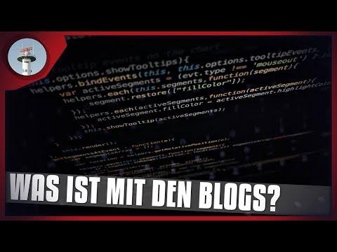 0 - Was ist mit den Blogs, den Podcasts und den YouTube-Kanälen passiert?