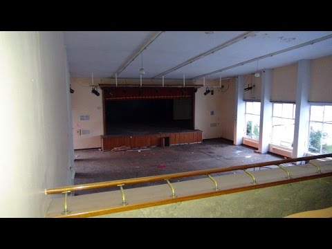 Abandoned high school urbex exploration part 1 doovi Clifton high school swimming pool