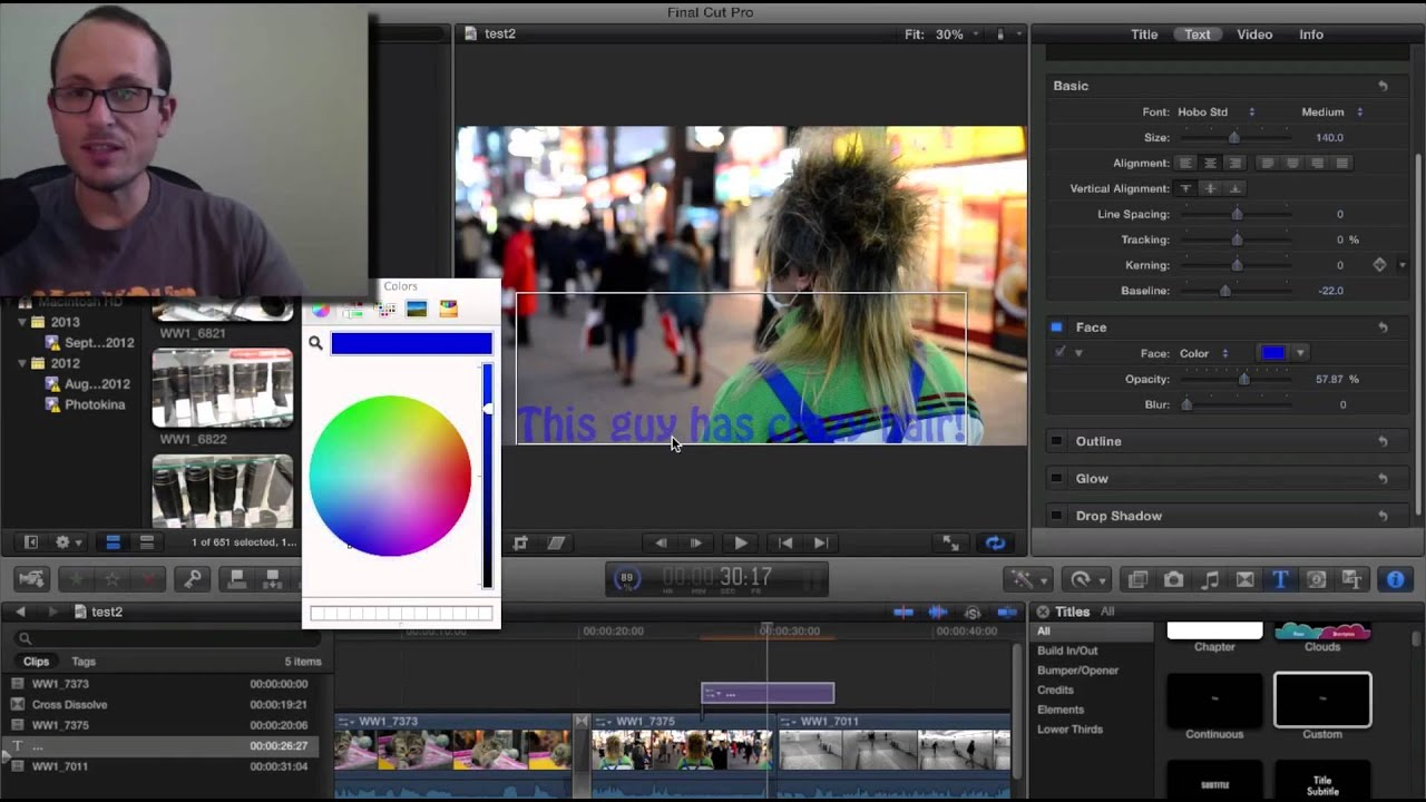 Read [pdf] final cut pro x 10. 4 how it works a different type of ma….
